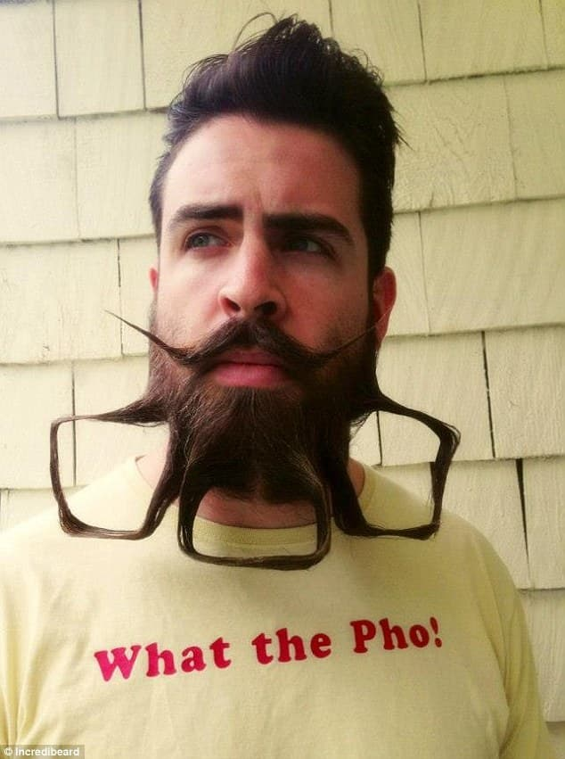 what your beard says about you photo - 1