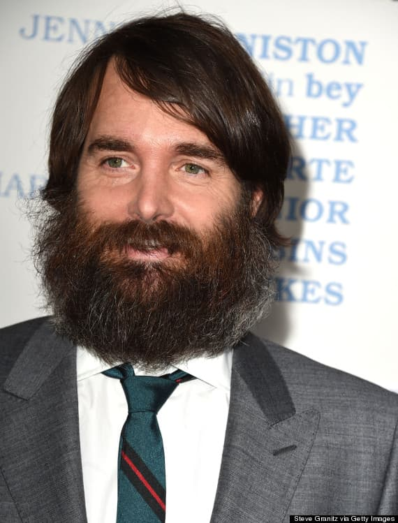 will forte beard photo - 1
