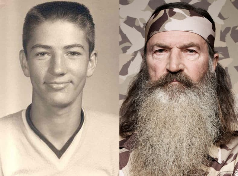 willie robertson without beard photo - 1