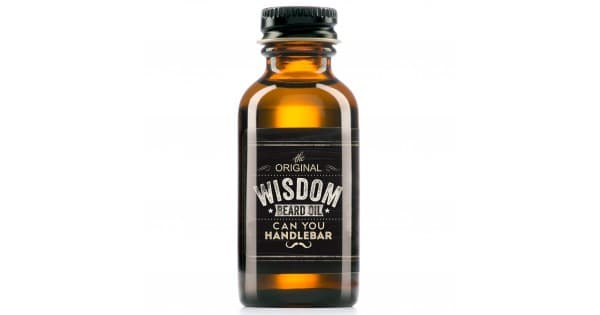 wisdom beard oil photo - 1