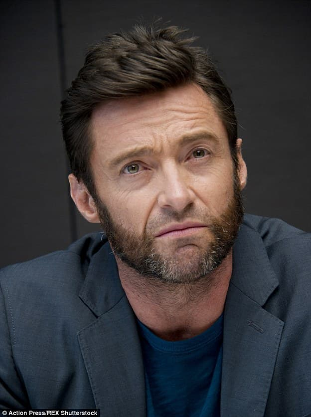 wolverine beard styles photo - 1