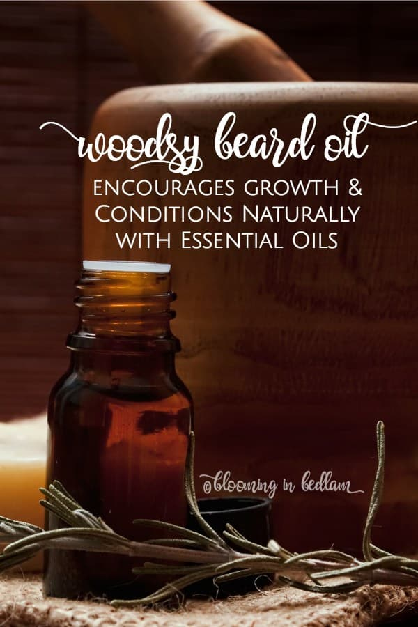 woodsy beard oil recipe photo - 1