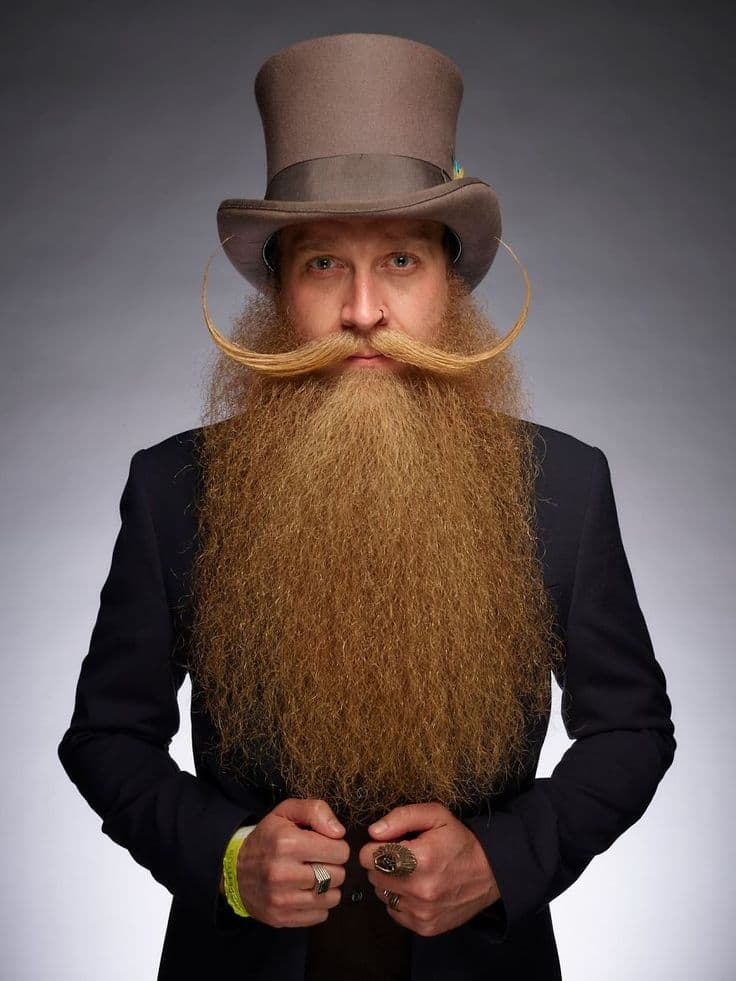 world beard and mustache championships photo - 1