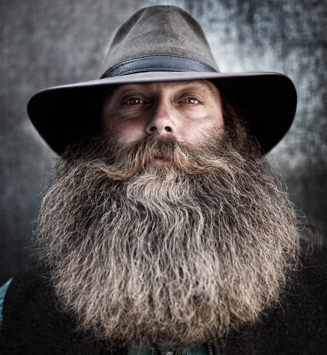 world beard competition photo - 1
