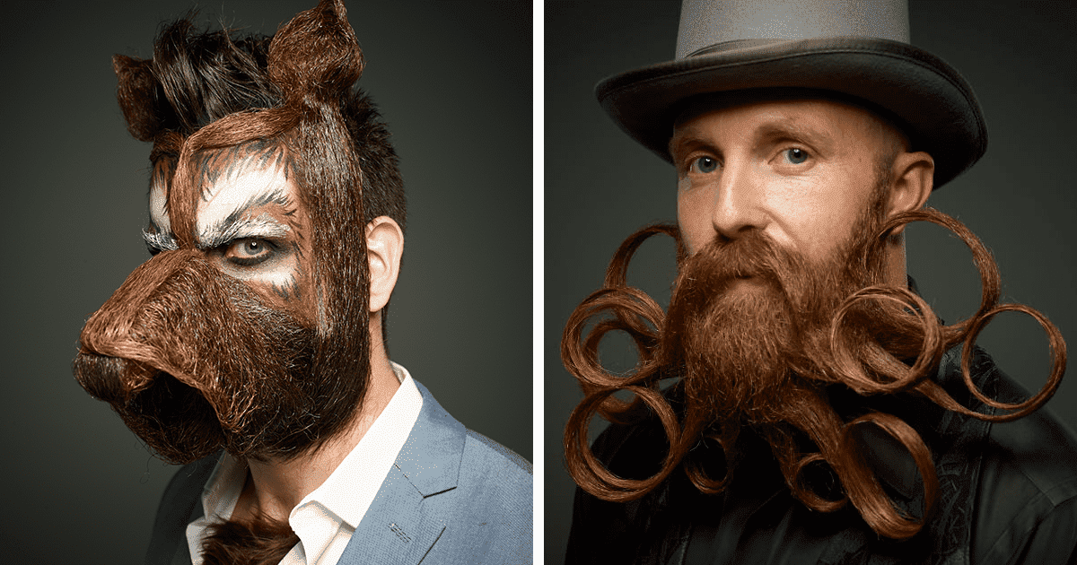 world mustache and beard competition photo - 1
