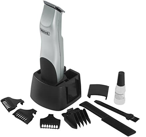 battery operated beard trimmer 1