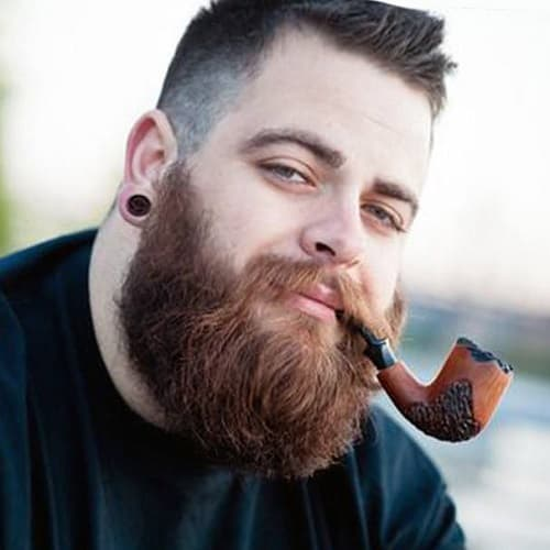 Beard Styles For Fat Guys Facial Hairstyles