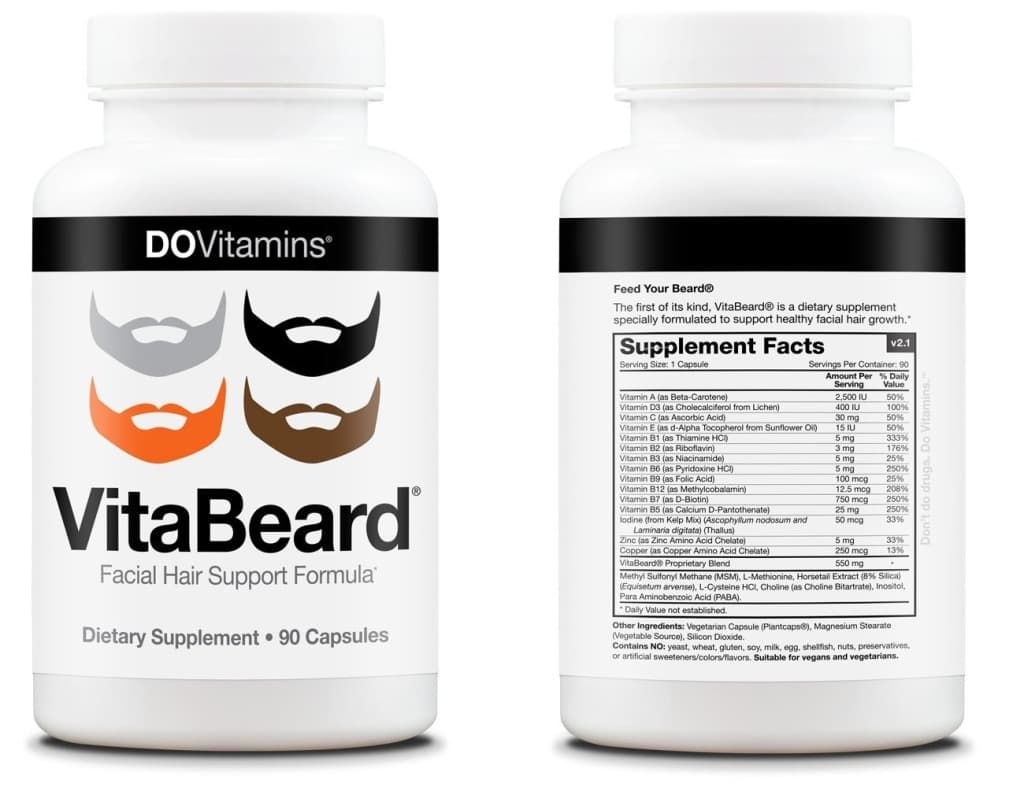best beard growth product 1