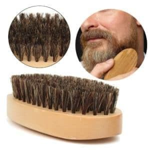 boar beard brush 1