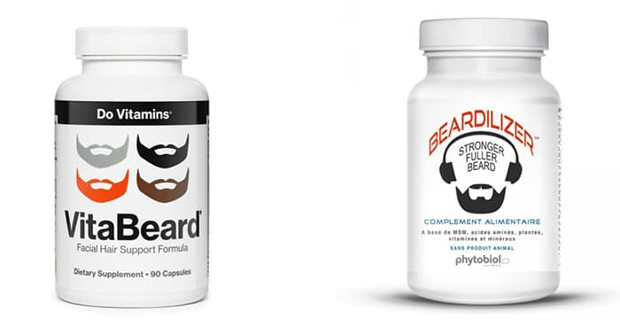 do beard vitamins work 1