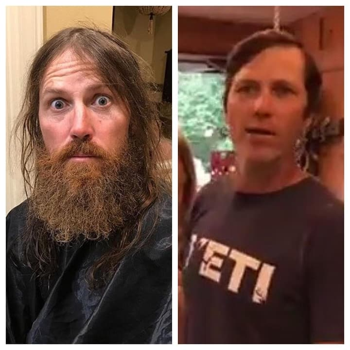 duck dynasty without beard 1