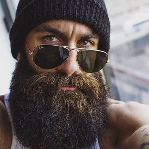 how long does it take to grow a full beard 1
