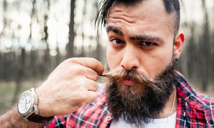 how to keep beard from itching 1