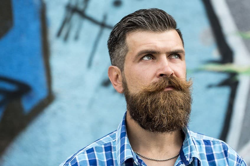 How To Make Your Beard Grow Longer - Facial Hairstyles-8907
