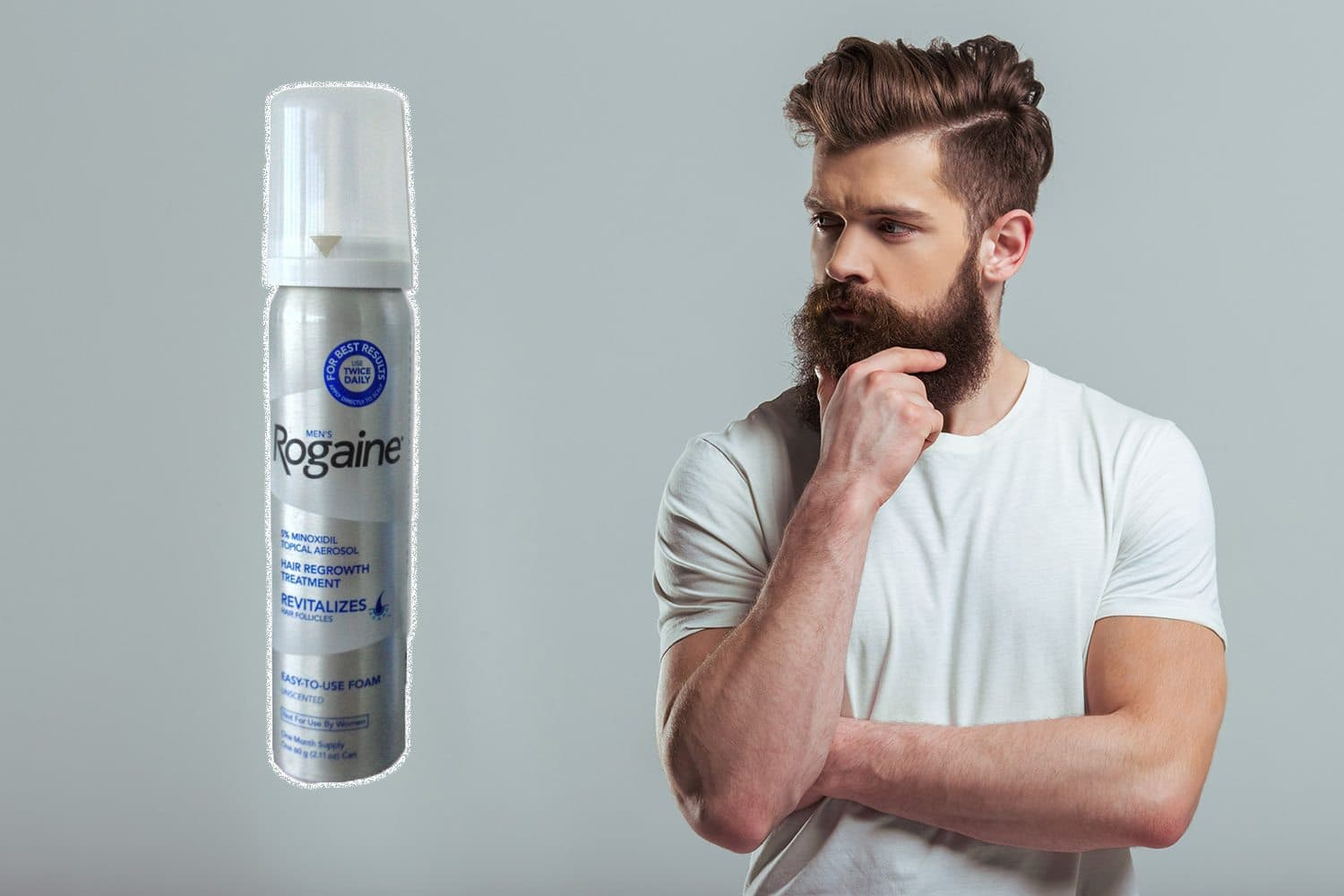 how to use minoxidil for beard 1