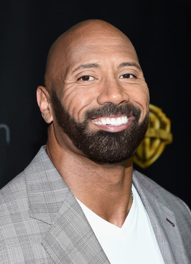 the rock with a beard 1