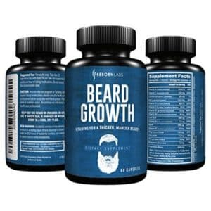 what promotes beard growth 1