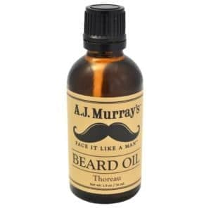 why beard oil 1