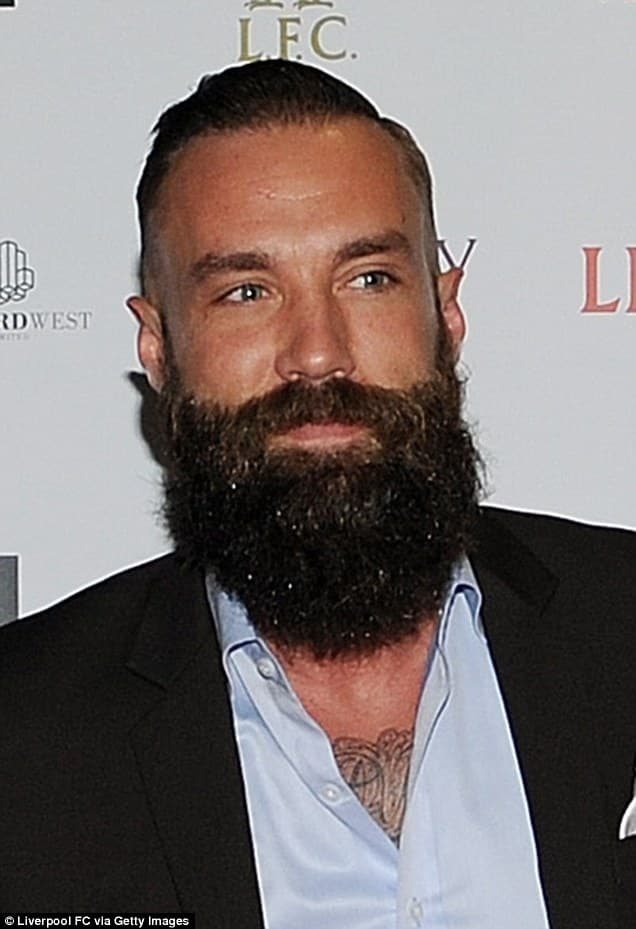 beard with or without mustache 1