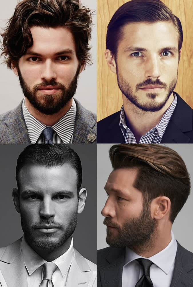 different types of facial hair styles 1