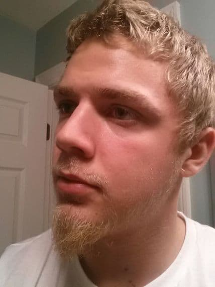 facial hair styles for blondes 1