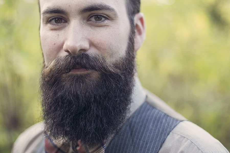how to get your beard to grow 1