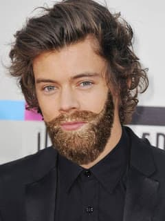 how to grow a thicker beard and mustache 1