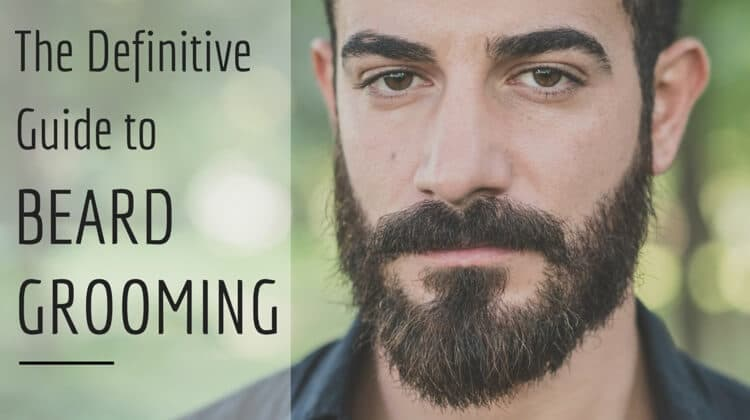 how to keep beard hairs from sticking out 1