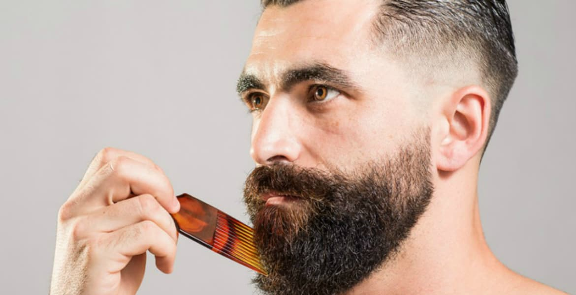 how to soften beard hair 1