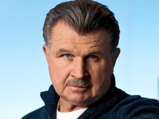 mike ditka beard 1