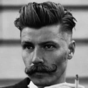 most popular facial hair styles in the 1930s 1