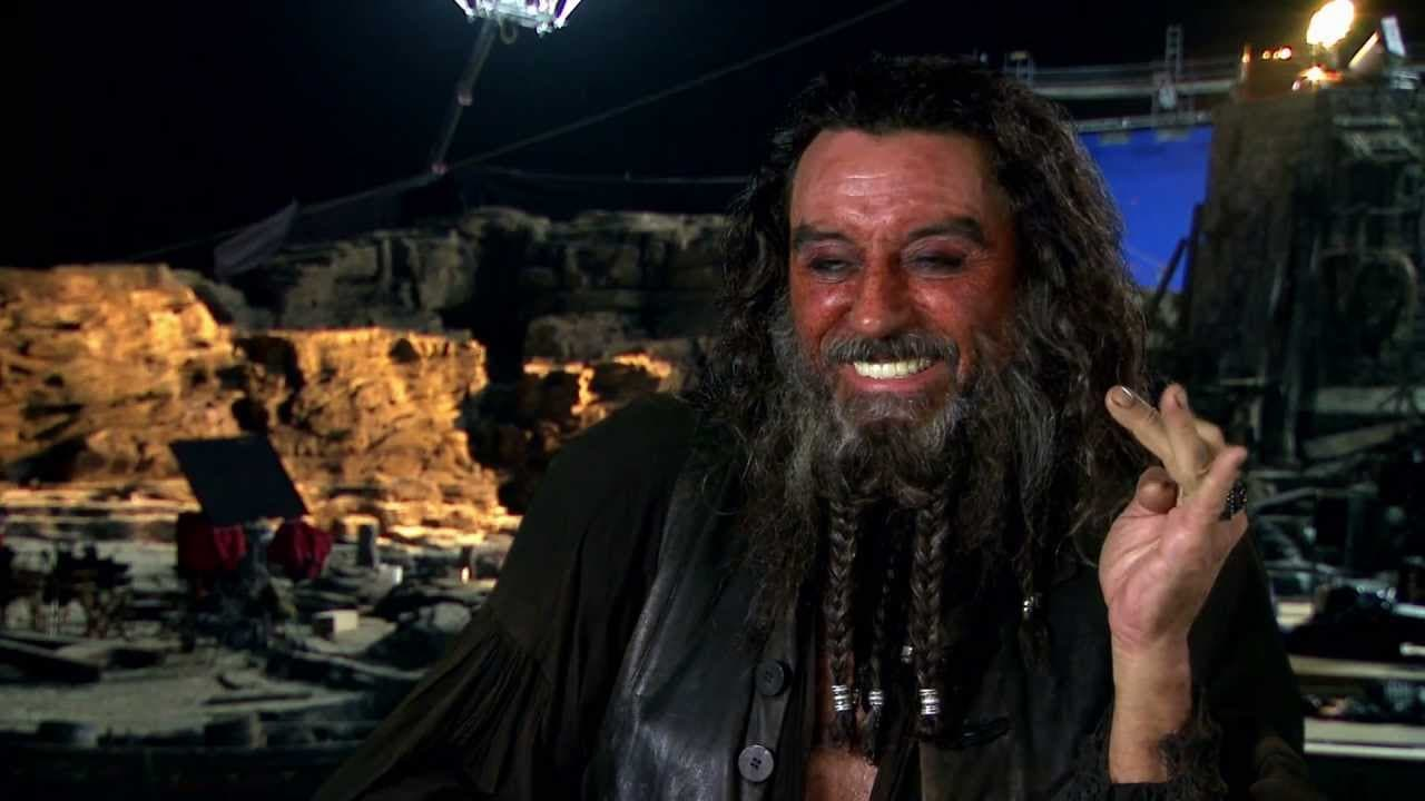 pirates of the caribbean black beard 1