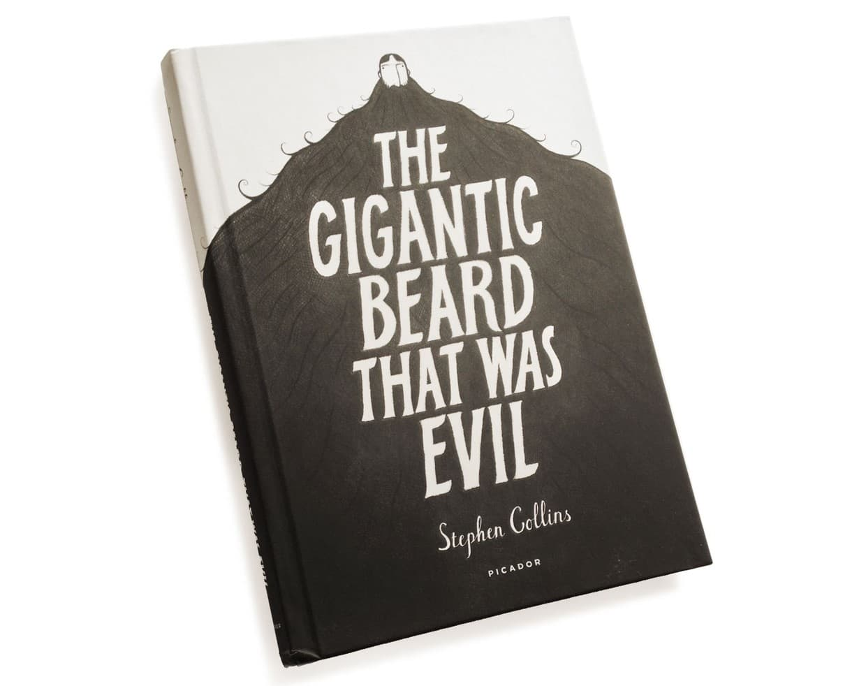 the gigantic beard that was evil 1