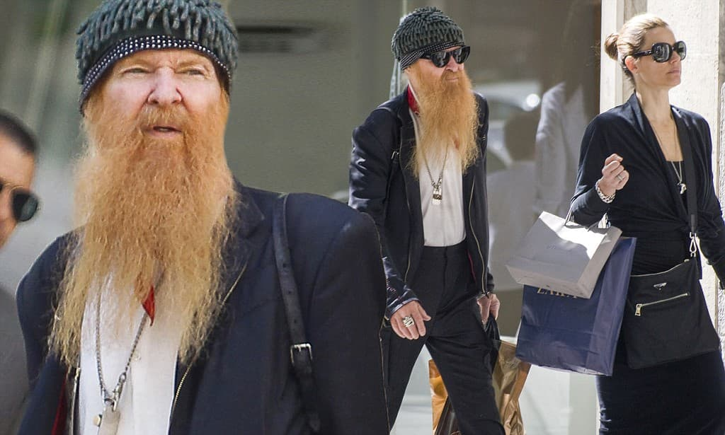 zz top without beard 1