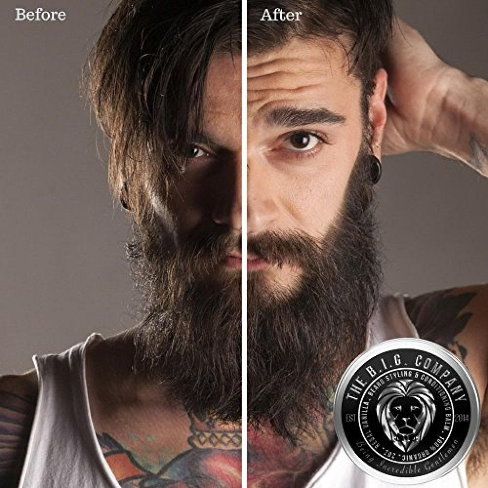 BEARD BALMS | FACIAL HAIRSTYLES