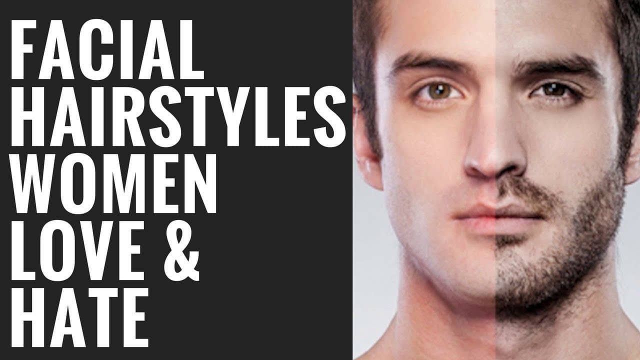 facial hair styles women love 1