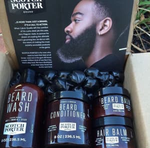 african american beard growth products photo - 1