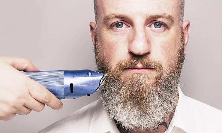 beard trimming ideas photo - 1