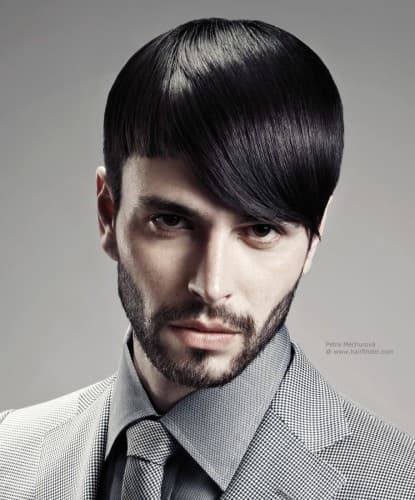 facial hair styles for oval faces photo - 1