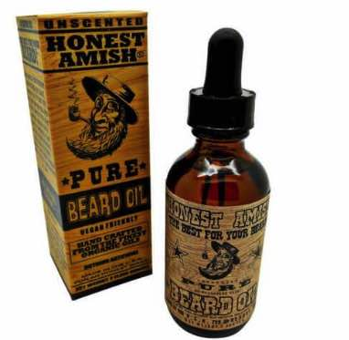 honest amish beard oil review photo - 1
